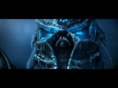 World of Warcraft Wrath of The Lich King Trailer Español HD 720p