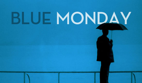 ¡Vamos a animar el #BlueMonday!