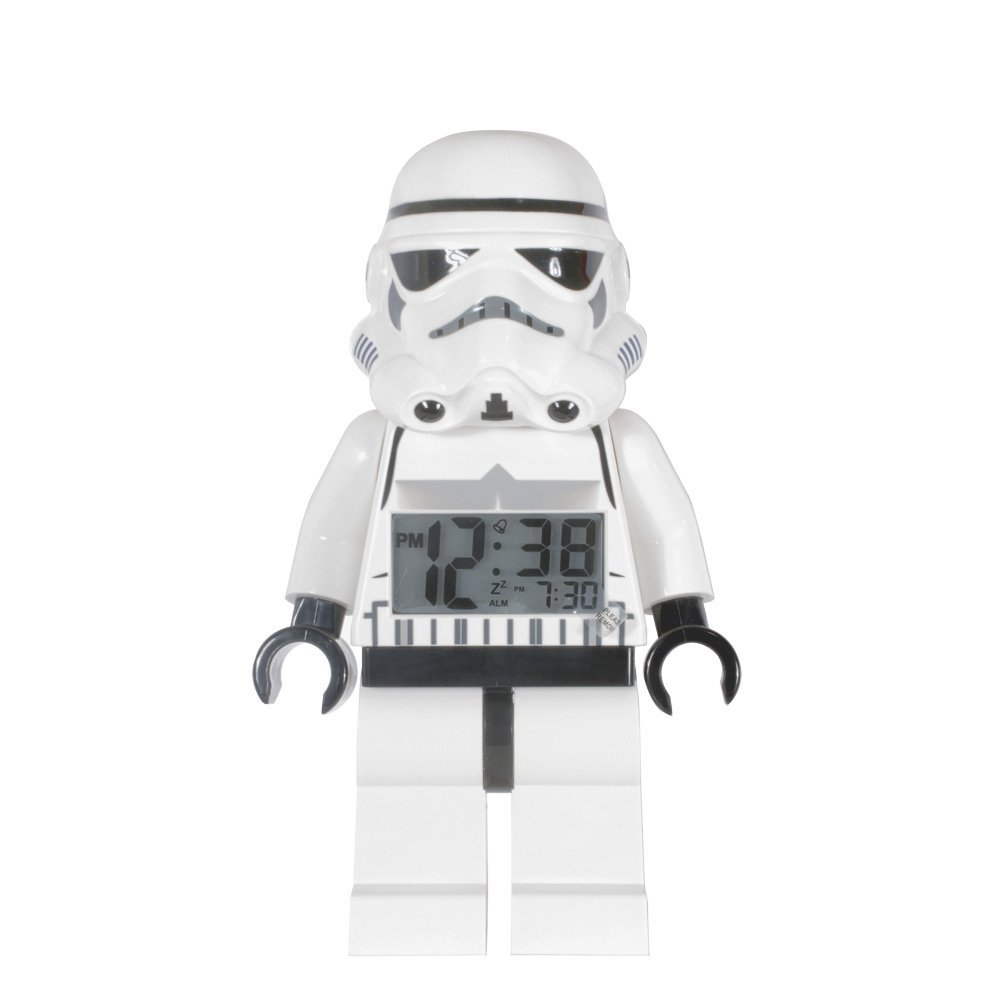 Lego Star Wars Stormtrooper 9002137 - Despertador