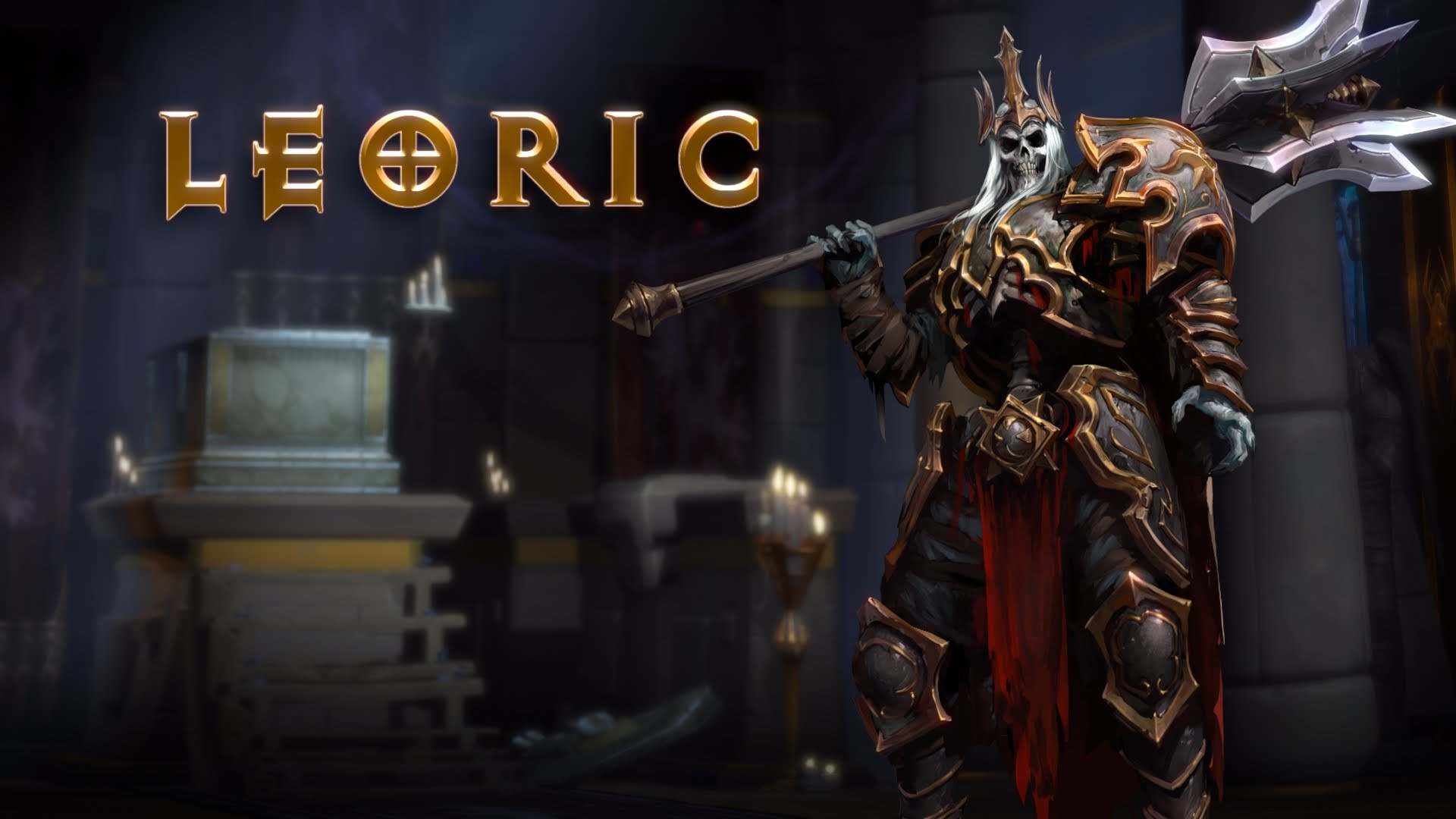 Leoric - Heroes of the Storm