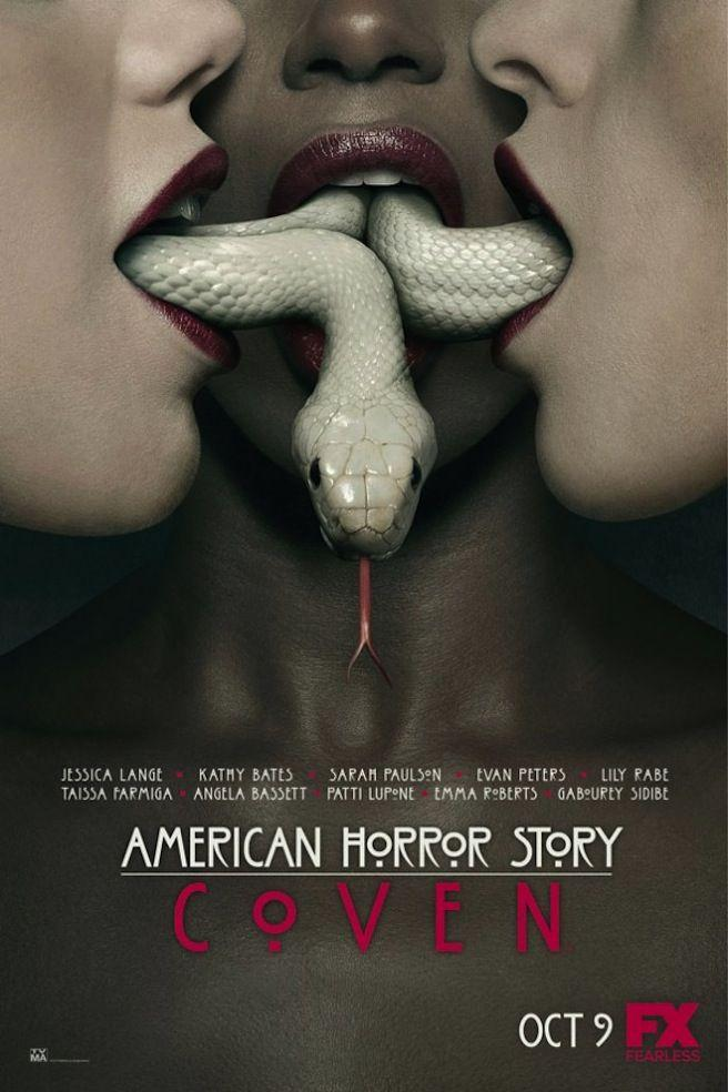 Toma poster !!!! American Horror Story: Coven