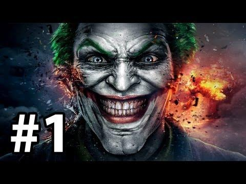 Injustice Gods Among Us Gameplay Walkthrough Part 1 - Chapter 1 - Batman ( Xbox 360 / PS3 / Wii U )