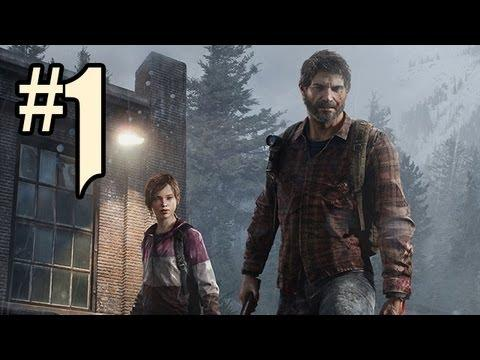The Last of Us Multiplayer Gameplay LIVE Online #1 - COMPETITIVE CREEPIN!! (PS3 Gameplay HD)