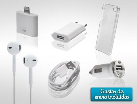 Completo pack para iPhone 5
