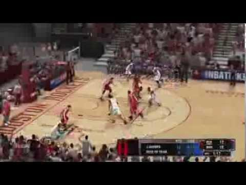 NBA 2K14 Gameplay: Miami Heat vs Houston Rockets (Xbox 360/PS3/PC)