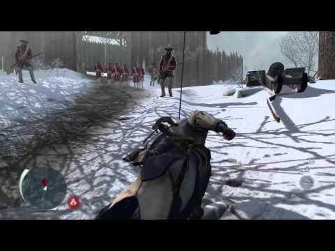 Assassin's Creed III - Gameplay Walkthrough E3 2012 Demo [HD] (Xbox 360/PS3/PC)