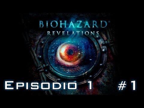 Resident Evil Revelations HD Gameplay Walkthrough - Parte 1 (Xbox 360/PS3/PC/Wii U/3DS)