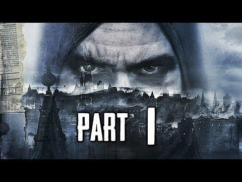 Thief Gameplay Walkthrough Part 1 - Prologue (PS4 XBOX ONE)
