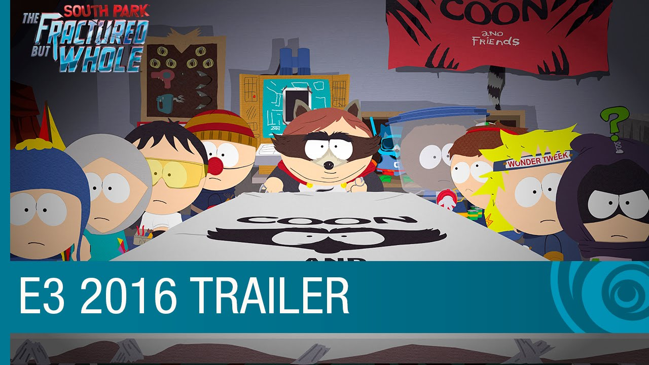 South Park: The Fractured but Whole E3 2016 trailer