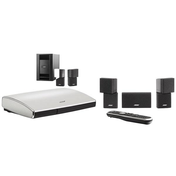 home cinema bose lifestyle t20 5 1 sin dvd marca bose compras lovities. Black Bedroom Furniture Sets. Home Design Ideas