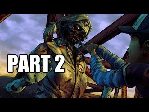 The Walking Dead Season 2 Episode 2 Part 2 Gameplay Let's Play PS3