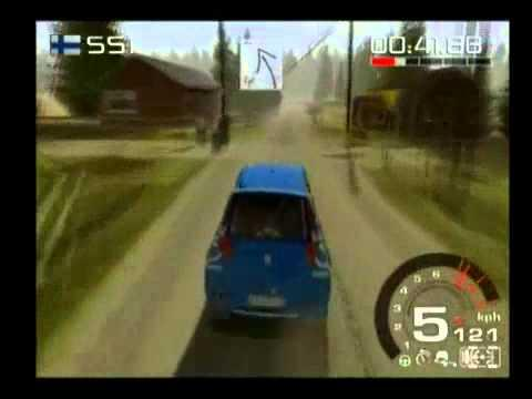 Download Wrc Rally Evolved Ps2 Gameplay Hq Gameplay From One Of Best Rally Games, Btw: I Then Played