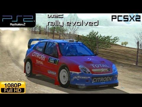 WRC Rally Evolded - PS2 Gameplay (Citroën Xsara WRC) 1080p part 3 (PCSX2)