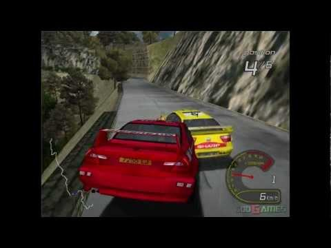 Pro Rally 2002 - Gameplay PS2 HD 720P
