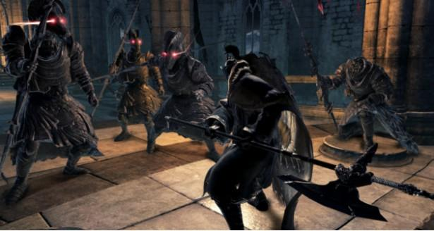 Dark Souls 2 posibilidades en PS4 y Xbox One