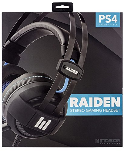 Indeca Raiden Auriculares Gaming para PS4