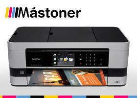 IMPRESORA MULTIFUNCION BROTHER MFC‐J4510DW