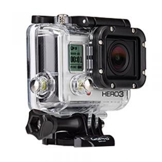 GOPRO HERO3 BLACK Edition Adventure (Videocámara deportiva Wi-Fi)