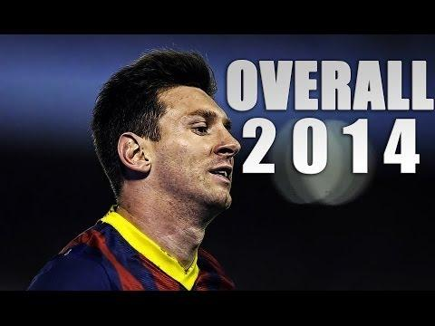 Lionel Messi Overall 2014 HD