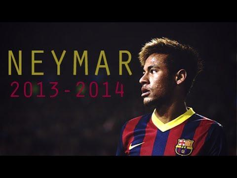 Neymar Jr ● Best Of 2013 - 2014 ● HD