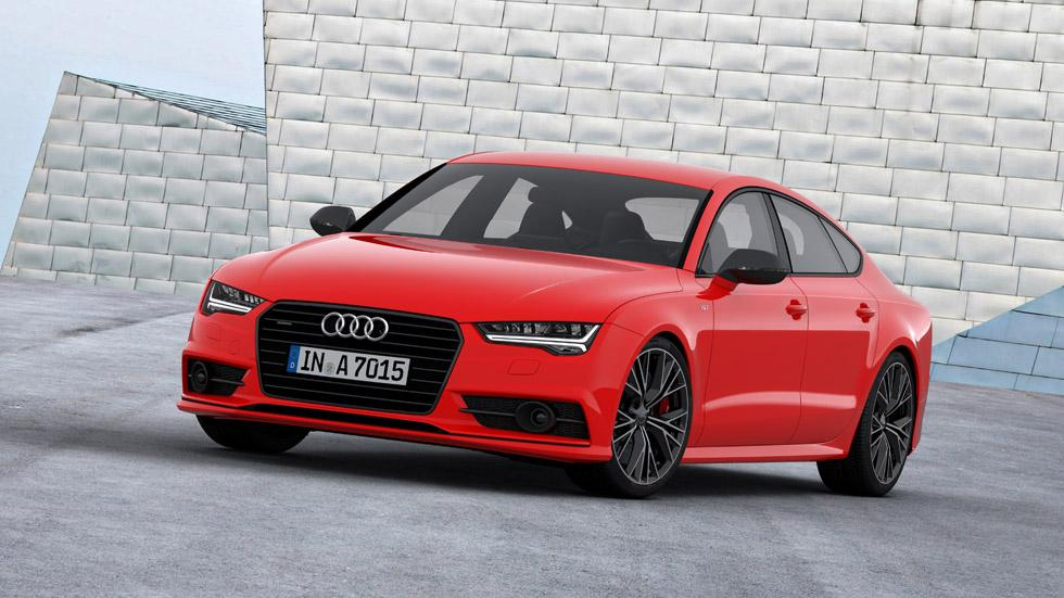 Contacto: Audi A7 Sportback Competition, deportivo Diesel