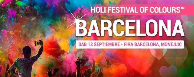 Entrada o pack para Holi Festival of Colours
