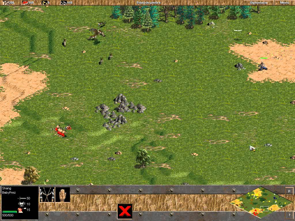 Age of Empires Rise of Rome - Trucos