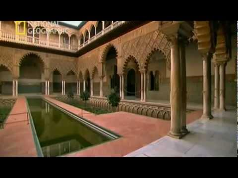 La Alhambra de Granada. Superestructuras Antiguas, de National Geographic.