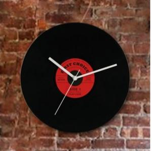 Reloj de Pared Disco Vintage