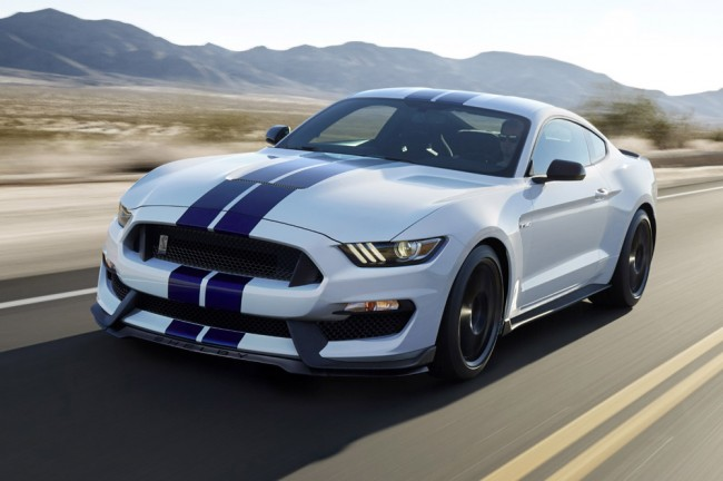 Ford Shelby Mustang 2014