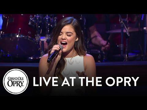 "Lucy Hale - ""Lie A Little Better"" 