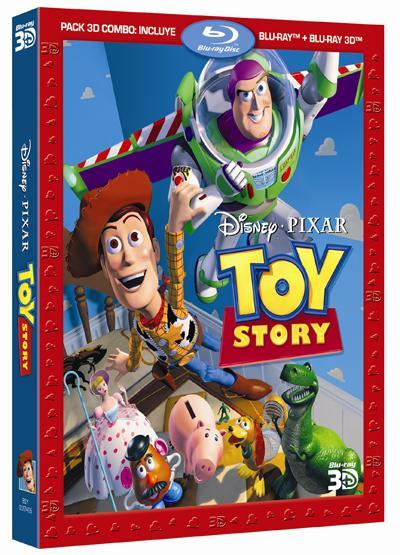 Toy Story (Formato Blu-Ray 3D + 2D)