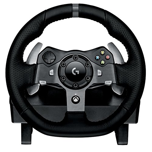 Logitech G920 Driving Force para Xbox One/PC