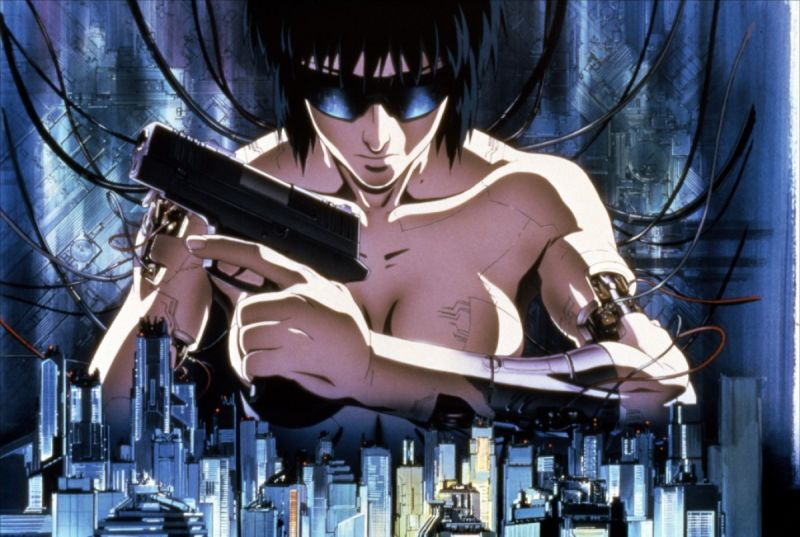 El anime Ghost in the Shell de Mamoru Oshii cumple 20 años