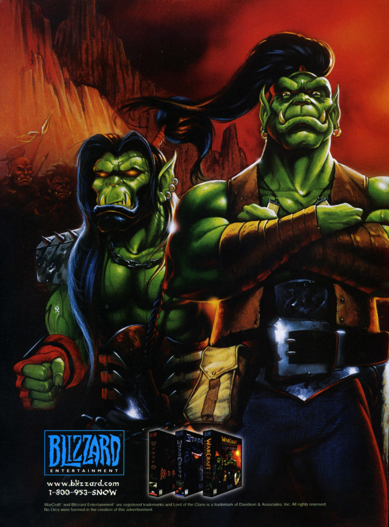 Se filtra Warcraft adventures: Lord of the clans, la aventura gráfica cuyo protagonista era Thrall y Blizzard canceló