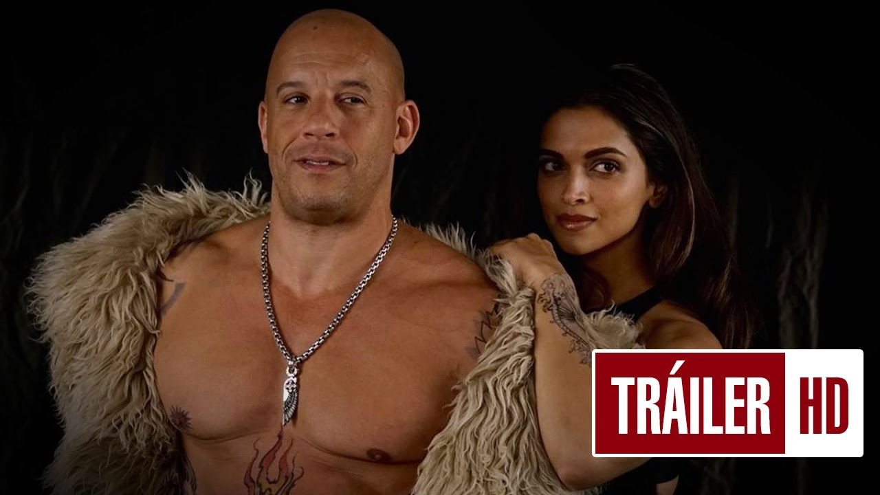 "Triple X ""xXx"": Return of Xander Cage (Vin Diesel)"