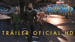 Black Panther de Marvel | Tráiler