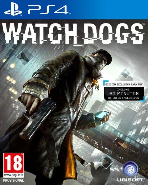 WATCH DOGS PS4 ( COMPRA ANTICIPADA )