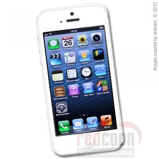 Apple iPhone 5 64GB Blanco (Smartphone Libre)