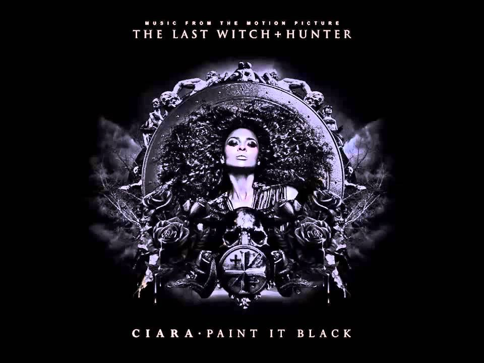Ciara covers The Rolling Stones classic ' Pain It Black' for the movie 'The Last Witch Hunter'