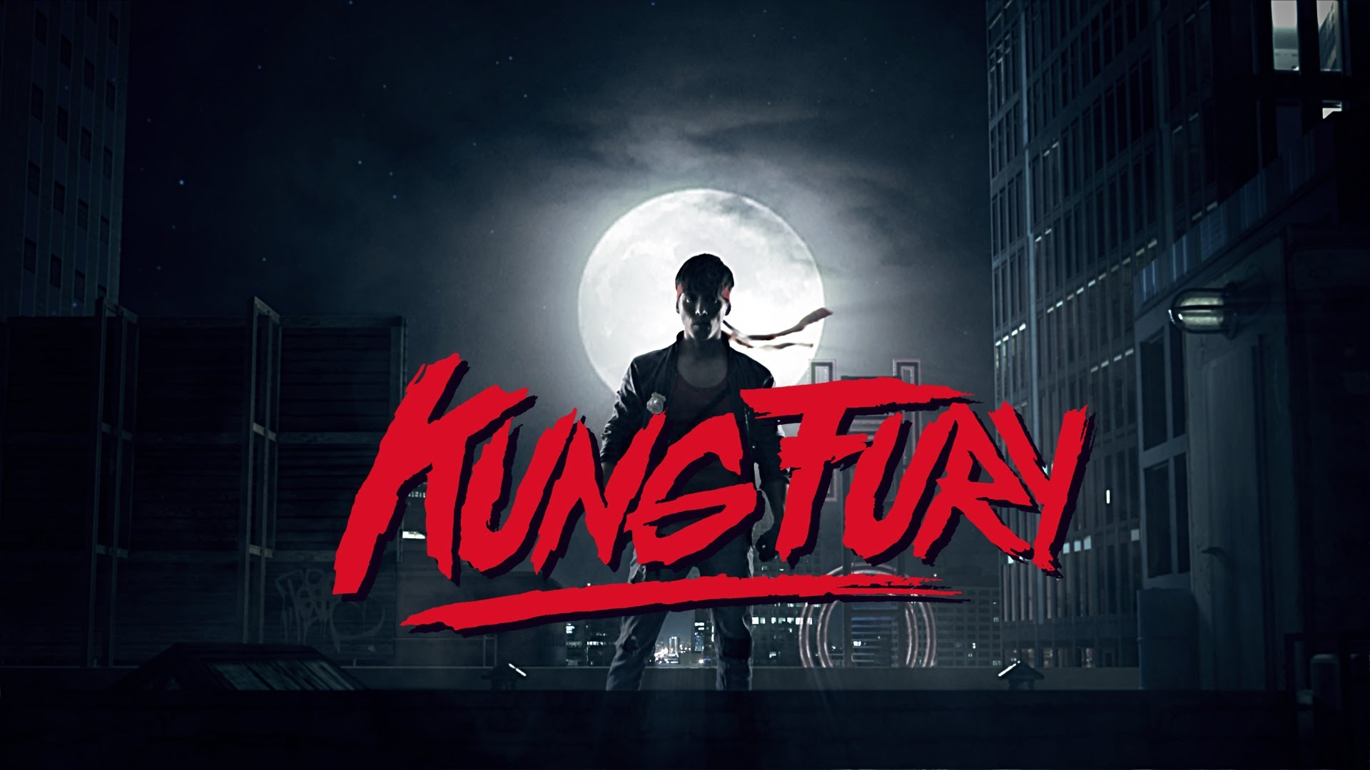 KUNG FURY Official Trailer