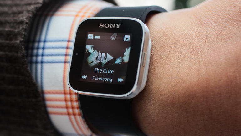 Sony SmartWatch - Smartwatch Android
