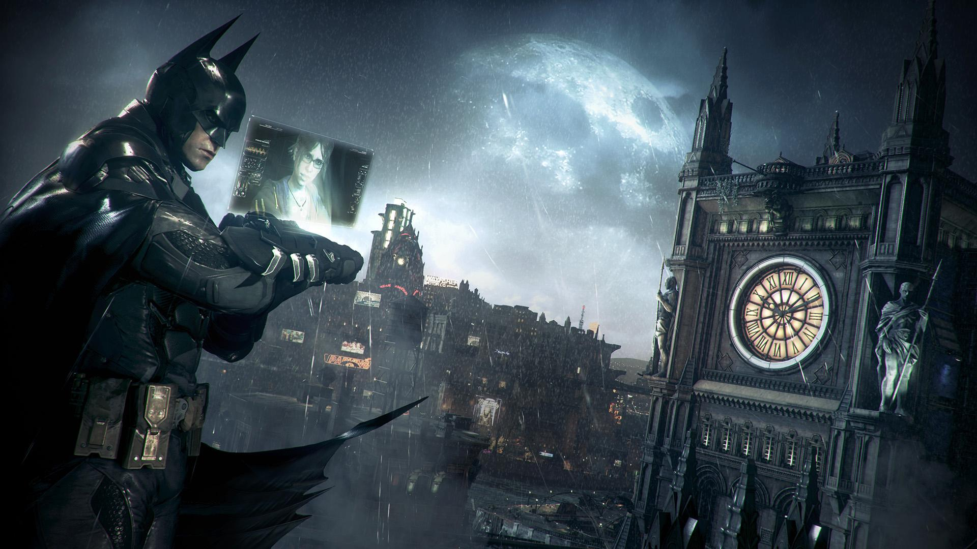 Batman: Arkham Knight Exclusive Artwork and Screenshots