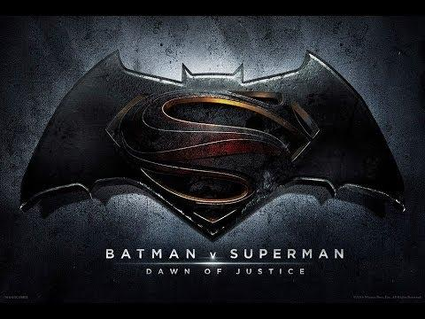 Batman V Superman: Dawn of Justice - Teaser Trailer (HD)