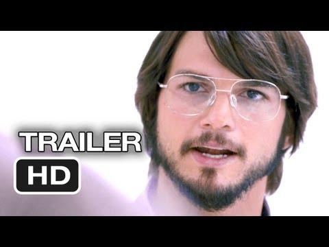 Jobs Official Trailer #1 (2013) - Ashton Kutcher Movie HD