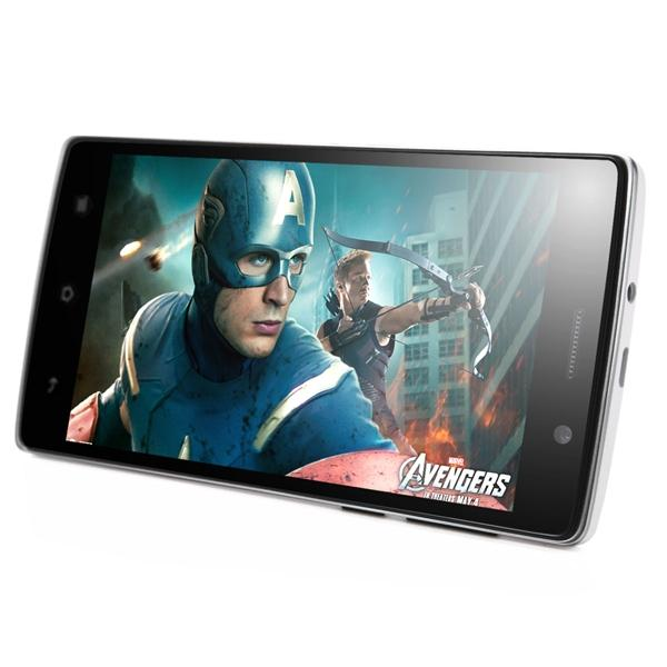 """LAUDE PULSO S800A 5 """"QHD MTK6582 Quad Core Android 4.4.2"""