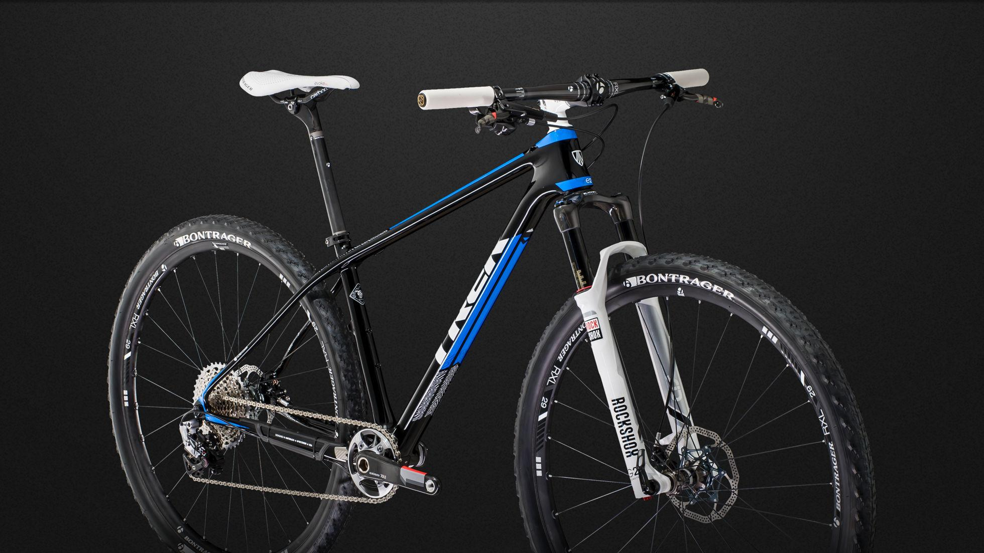 TREK SUPERFLY 2014
