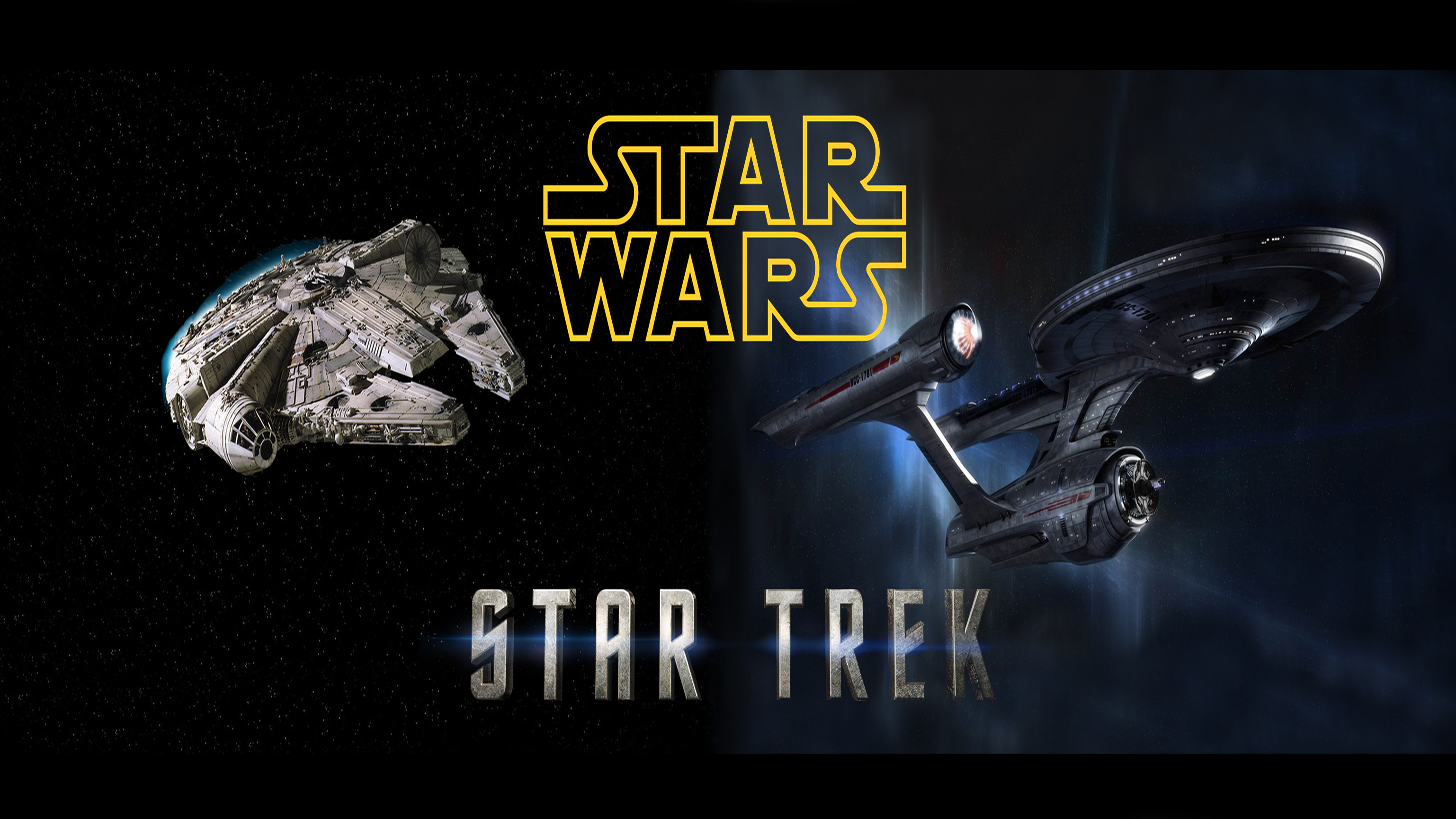 ¿Star Wars o Star Trek?