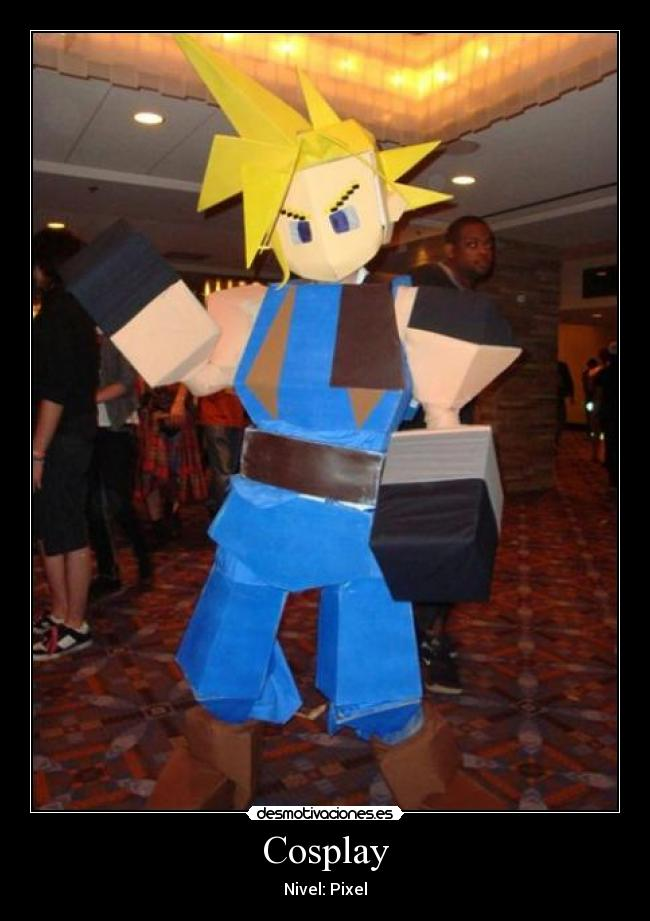 Cloud Strife (Final Fantasy VII) Cosplay
