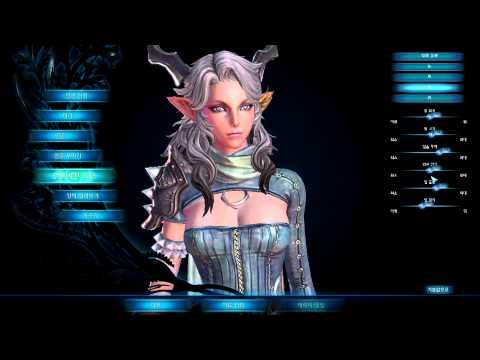 Tera Online Character Creation - Castanic Female by Steparu 1080p